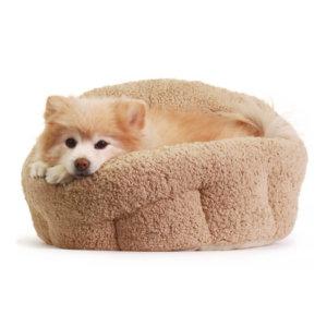 犬フカフカ