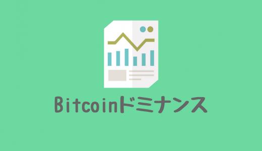 ビットコインのドミナンスとは?支配力に注意しながらアルトコインの取引タイミングを計ろう