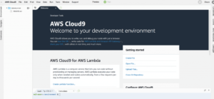 aws-cloud9