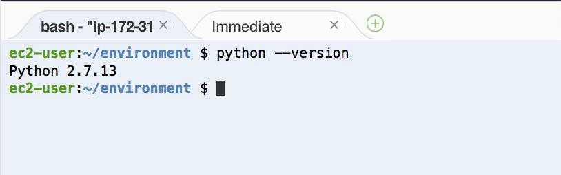 cloud9-python