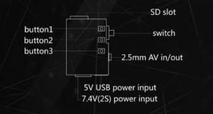 Eachine EV100 Micro AV Recorder
