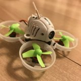 "Brushless micro drone of ""URUAV UR 65"" is fun!"