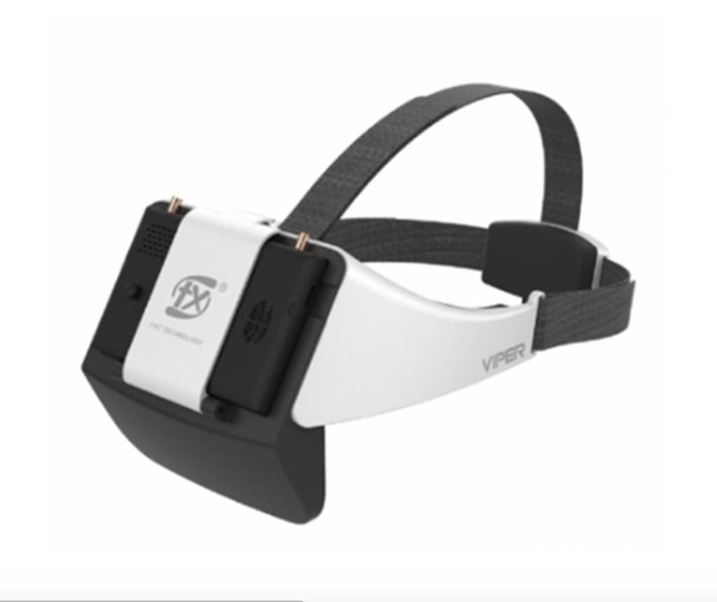 FXT VIPER 5.8GHz Diversity HD FPV Goggles