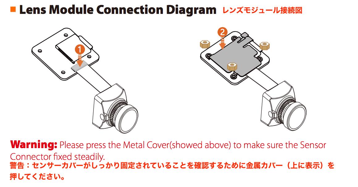 Runcam split mini2