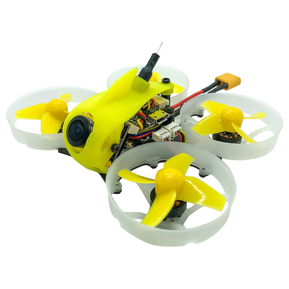 FullSpeed TinyLeader Brushless Whoop 75mm FPV Racing Drone F4 FC Caddx Turtle V2 Camera