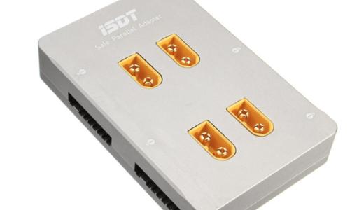 2S以上のバッテリーを複数同時に充電可能にするパラレルボード!