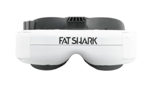 FatShark Dominator HDO 4:3 OLED Display FPVゴーグルがいつか欲しいと思ってる
