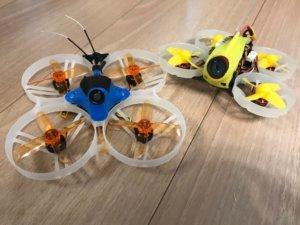 2S whoop drone