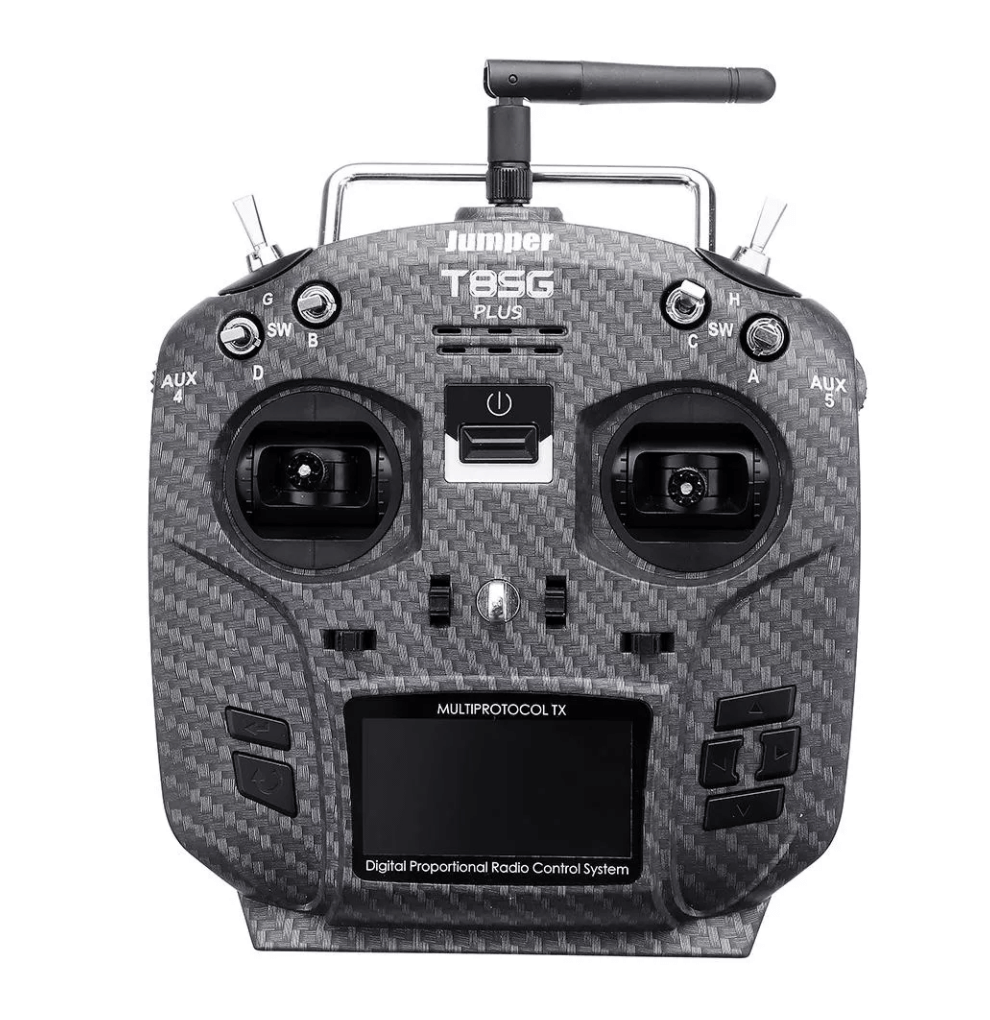 Jumper T8SG V2.0 Plus Hall Gimbal Multi-protocol Advanced