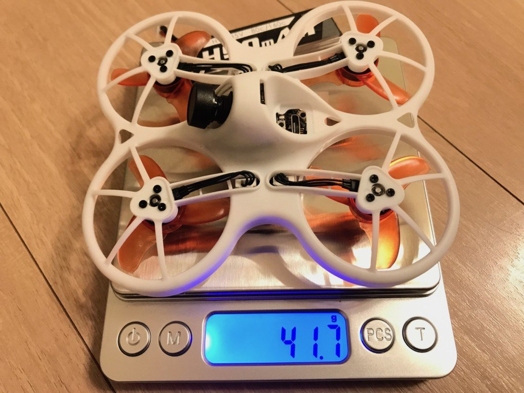 EMAX TINYHAWK F4 4 in 1 3A ESC 600TVL CMOS Camera Brushless RC Drone