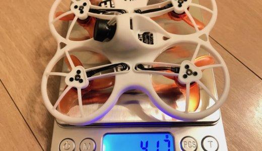 【Emax Tinyhawk Indoor FPV Racing Drone】をレビュー!1Sフープなので都心の方へオススメ可能か?