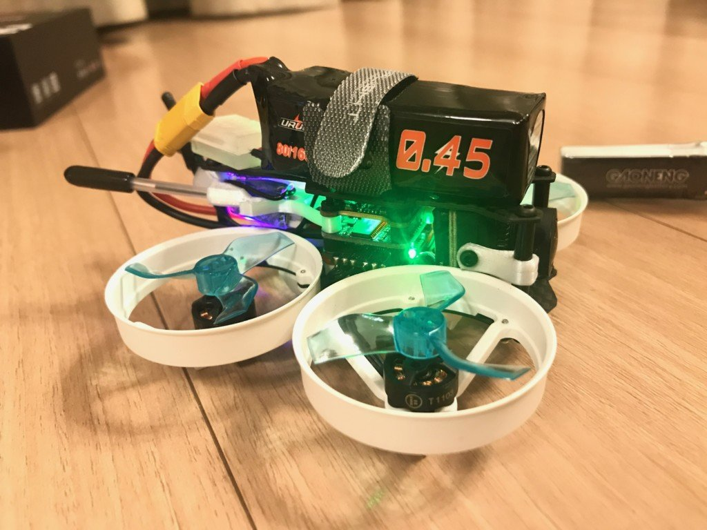 iFlight CineBee 75HD 2-3S Whoop RC FPV Racing Drone