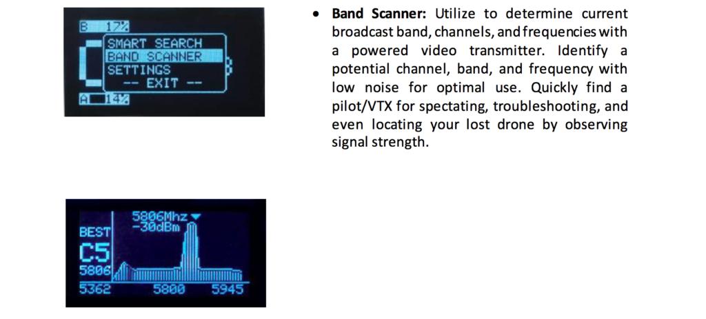 FuriousFPV True-D V3.6 5.8G 40CH Diversity Receiver System