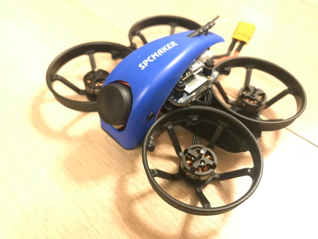 SPC Maker Mini Whale HD 78mm Micro F4 Cinewhoop