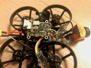 【SPC Maker Mini Whale HD 78mm Micro F4 Cinewhoop】