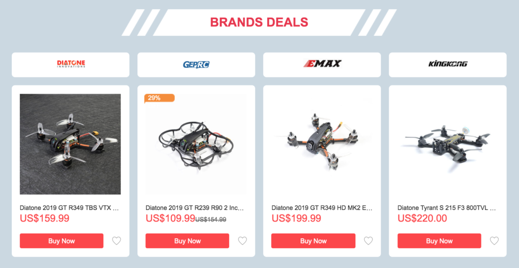 RC Top Brand Deals Up to 12% Off