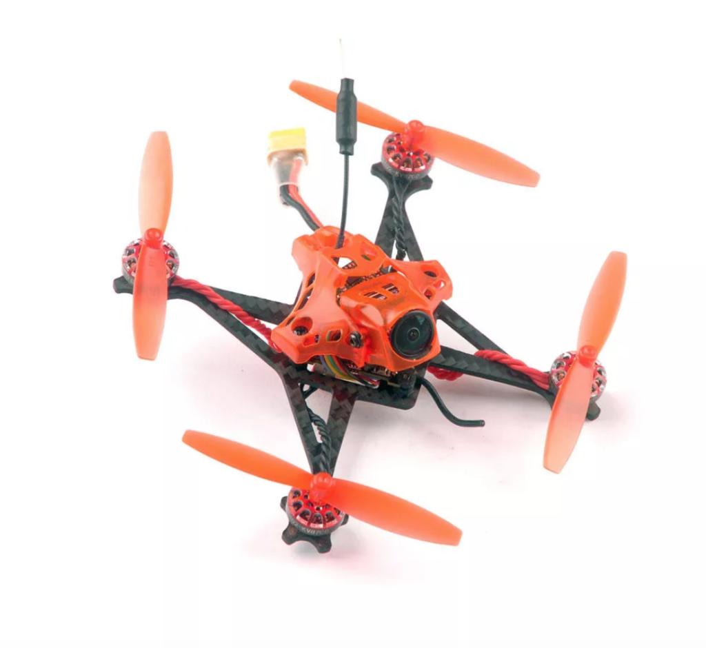 Eachine RedDevil 105mm 2-3S FPV Racing Drone Whoop