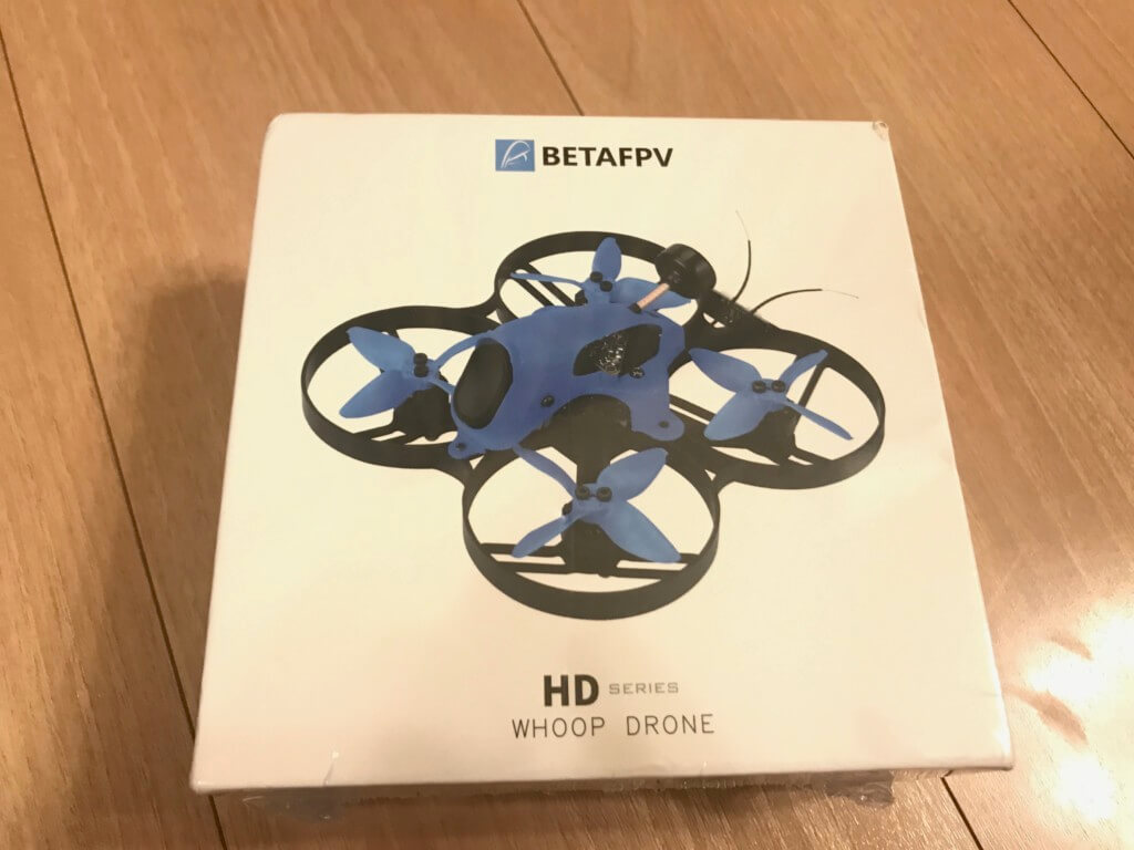 Beta85X 4K Whoop Quadcopter (4S)