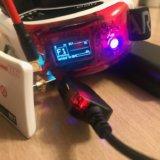 【FatShark HDO】モバイルバッテリー稼働の利用環境&持運びのアンテナについて