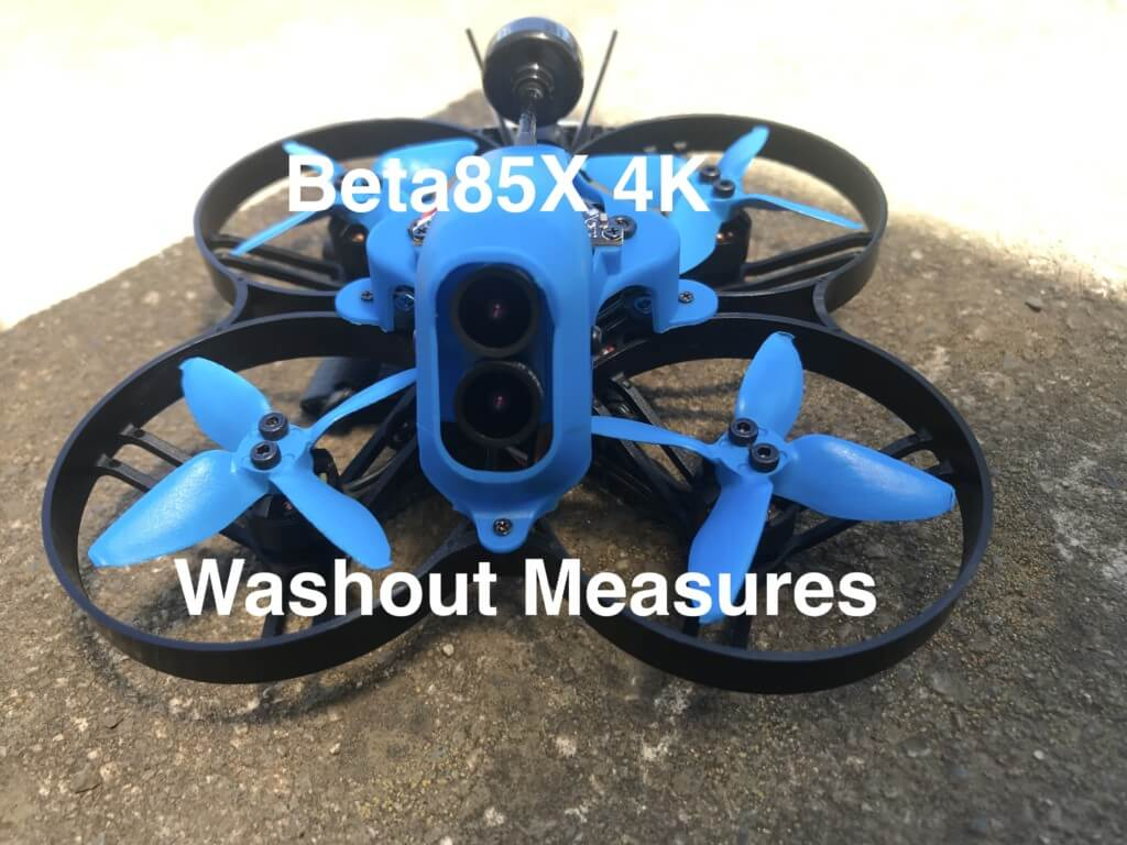Beta85X 4K Whoop Quadcopter