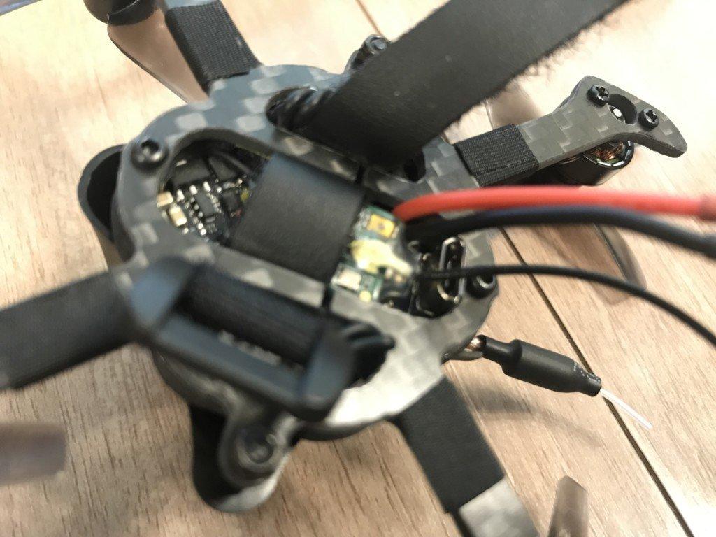 HX100 100mm FPV Quad