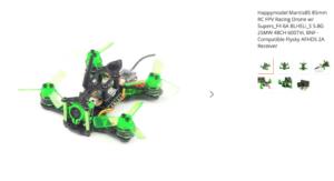 Happymodel Mantis85 85mm RC FPV Racing Drone