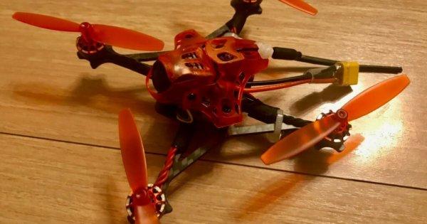 Eachine RedDevil 105mm