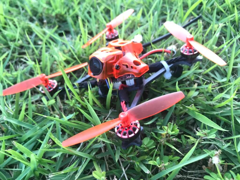 Eachine RedDevil 105mm