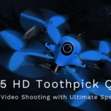BETAFPVから「HX115 115mm HD Toothpick Drone」デビュー!