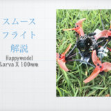 Happymodel Larva X 100mm Crazybee F4 PRO V3.0 2-3S 2.5 Inch FPV Racing Drone BNF