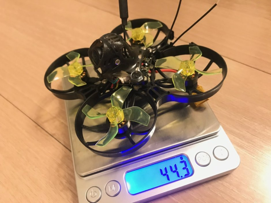 Mocca HD whoop style 75