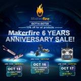 MakerFire Sale