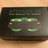 FPVゴーグル「Fatshark Attitude V5」をレビュー!ミドルクラスのFPVゴーグルならこれでしょ!