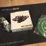 【Makerfire】Armor 85 HD 85mm Brushless FPV CineWhoopをレビュー!