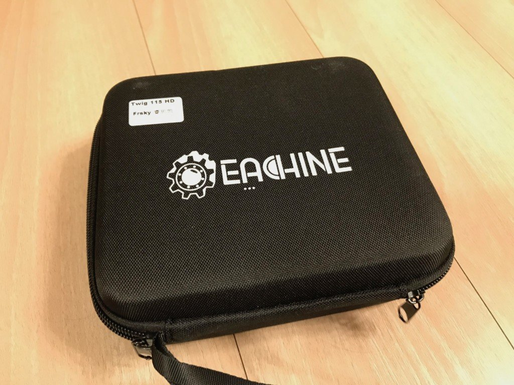 Eachine Twig 115mm 3 Inch 2-3S FPV Racing Drone