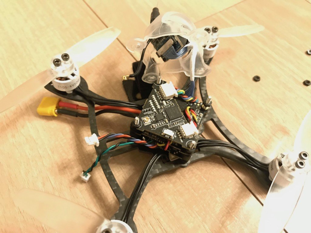 Eachine Twig 115mm 3 Inch 2-3S FPV Racing Drone