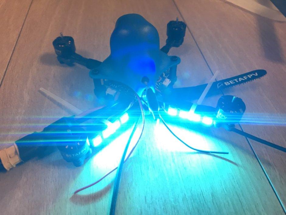 BETAFPV HX115 115mm HD Toothpick Drone