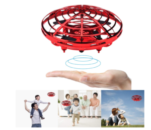 BOMPOW ドローン, 360度回転 子供と大人用ドローン