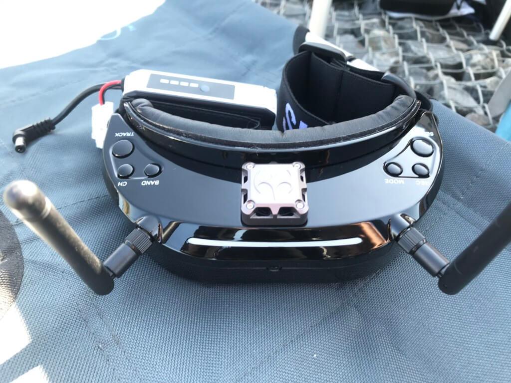 Skyzone SKY03O Oled /SKY03S 5.8GHz 48CH Diversity FPV Goggles