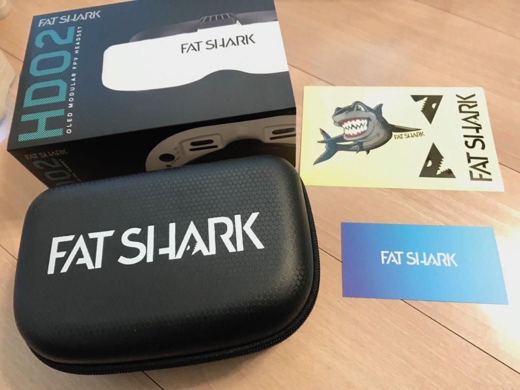 FatShark Dominator HDO2