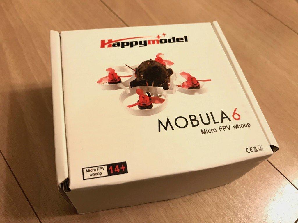 Happymodel Mobula6 65mm Crazybee F4 Lite 1S Whoop