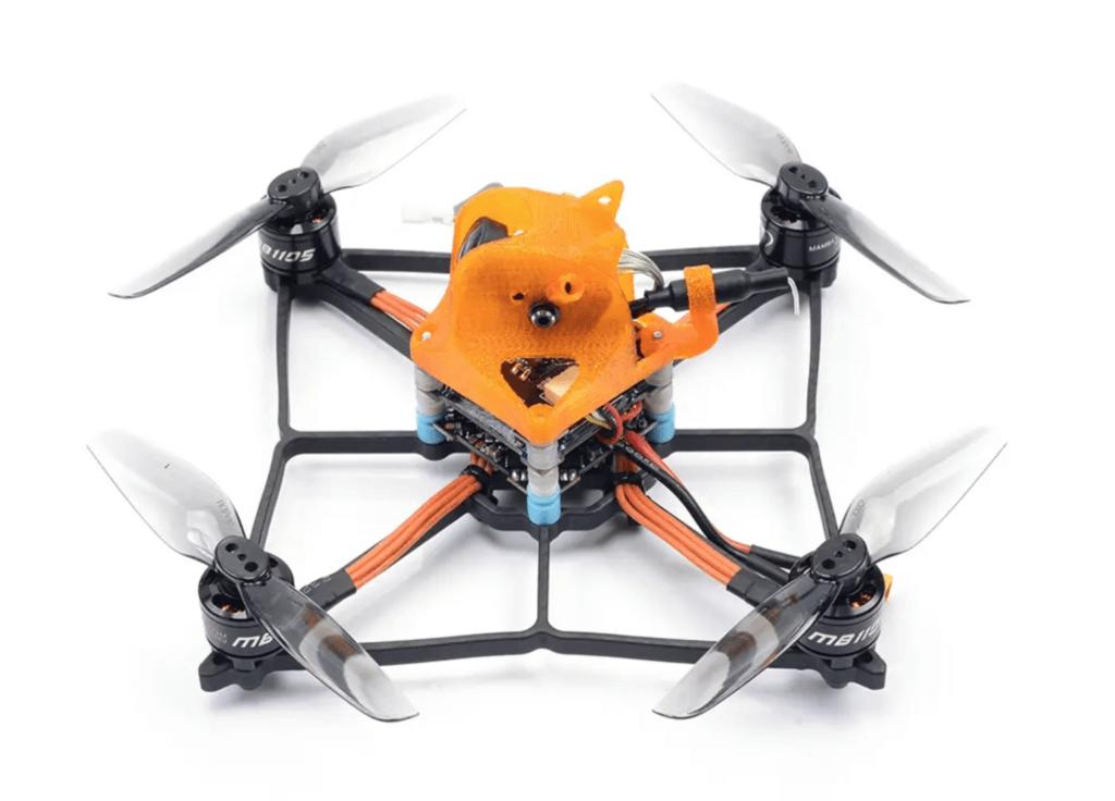 Diatone GTB 339 PRO Cube 122mm 3 Inch 3S FPV Racing Drone
