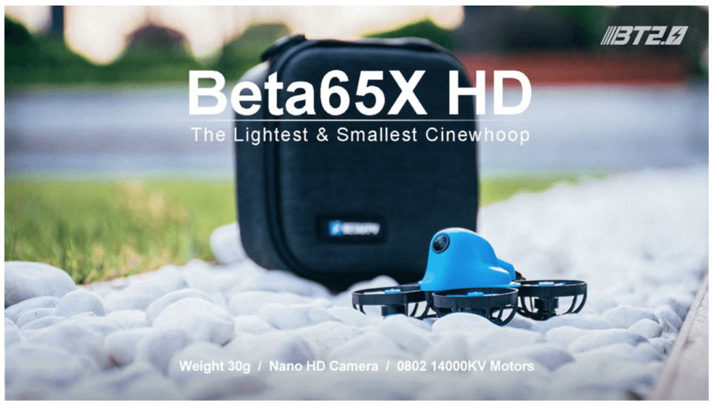 Beta65X HD Whoop Quadcopter (2S)