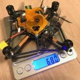 3インチToothPickドローン|Diatone GTB 339 PRO Cubeをレビュー!