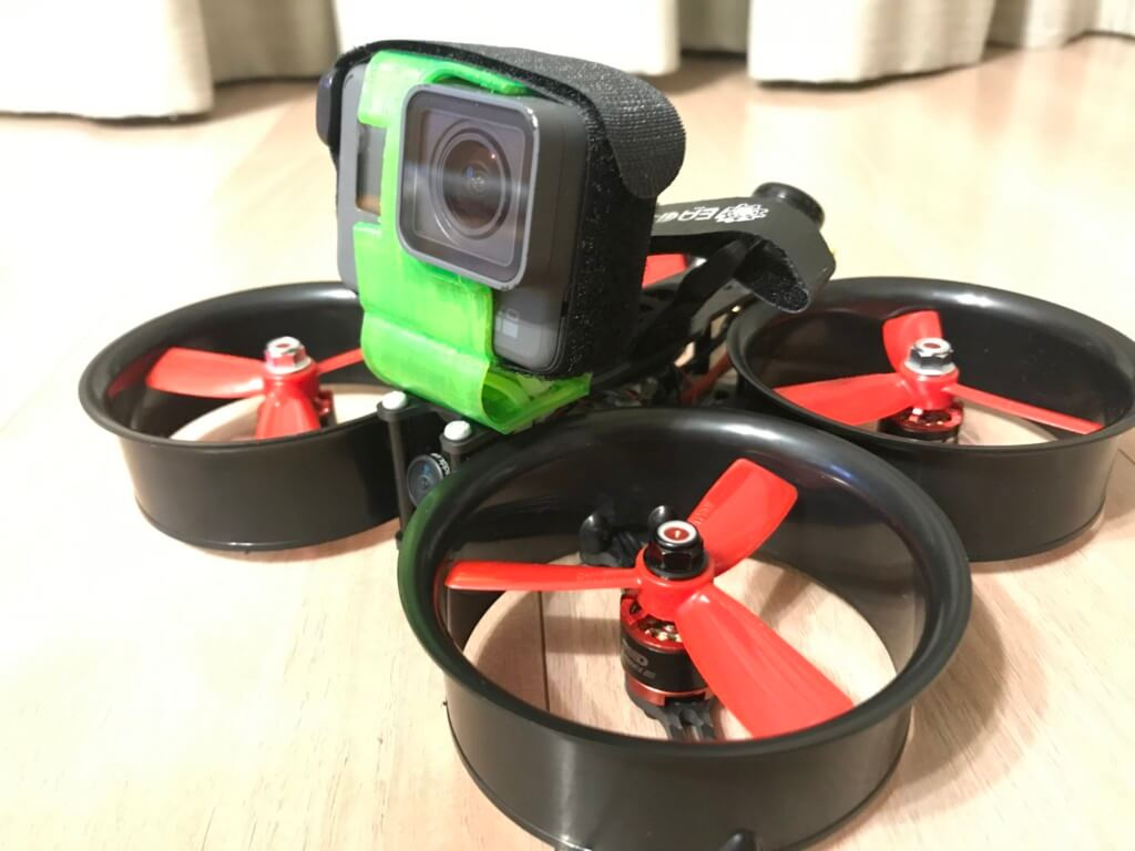Reptile CLOUD-149 149mm 3inch 4S 20A BLHELI_S Mini F4 1200TVL Camera PNP FPV Racing RC Drone