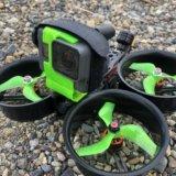 MegawhoopにDJI Osmo Actionを載せてフライト|映像が綺麗!