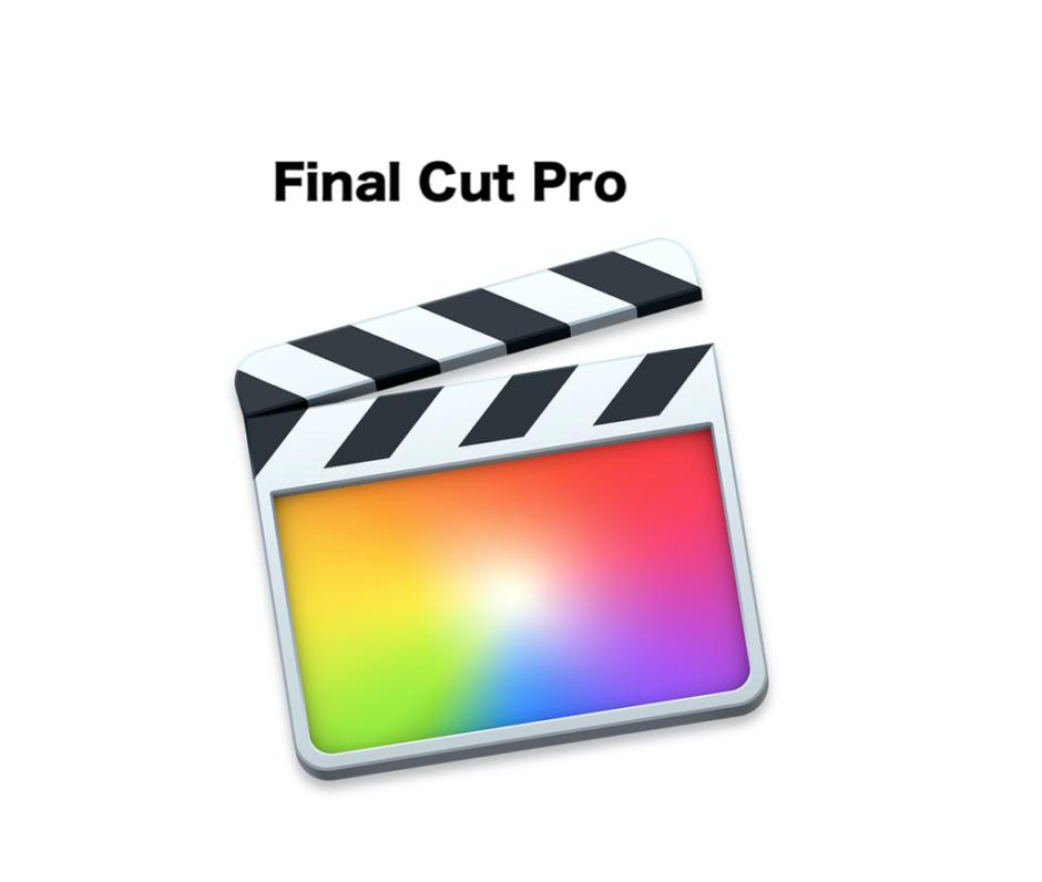 Final Cut Proの使い方|Macの動画編集ソフトのファイナルカットプロとは?