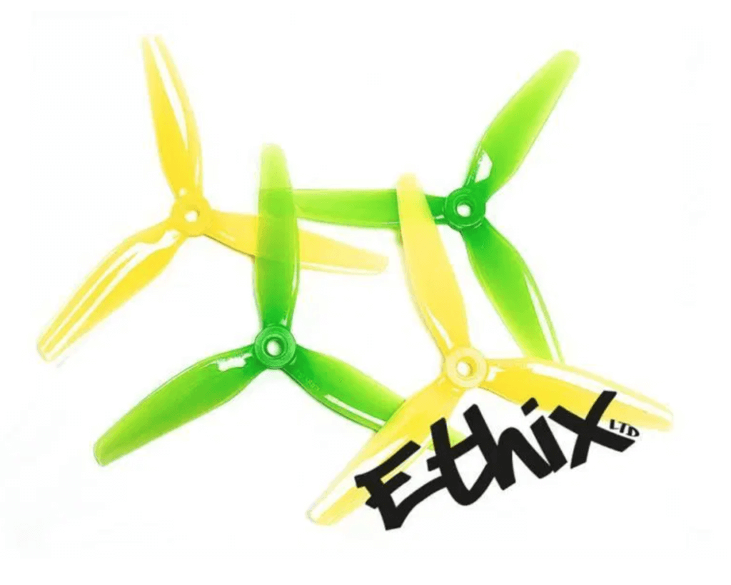 ETHIX S4 LEMON LIME PROPS