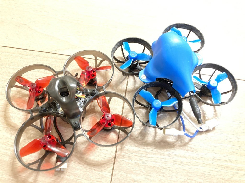 FPVマイクロドローン Eachine UZ65 65mm 1S Whoop