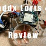 4kカメラ|Caddx Loris 4kをレビュー!マイクロドローンに良さげ?